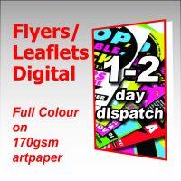 Flyers/Leaflets DIGITAL
