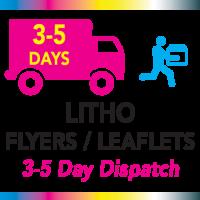 Flyers/Leaflets LITHO